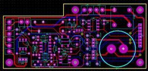 PCB carte alim