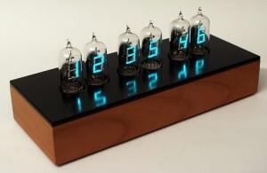 Horloge VFD