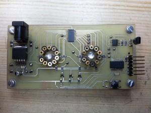 Thermomètre VFD
